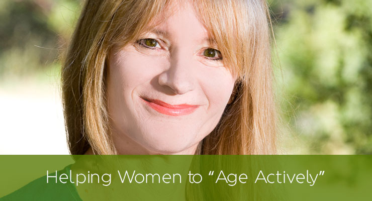 """Helping Women to """"Age Actively"""""""
