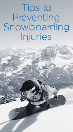 5 Tips to Preventing Ski and Snowboarding Injuries