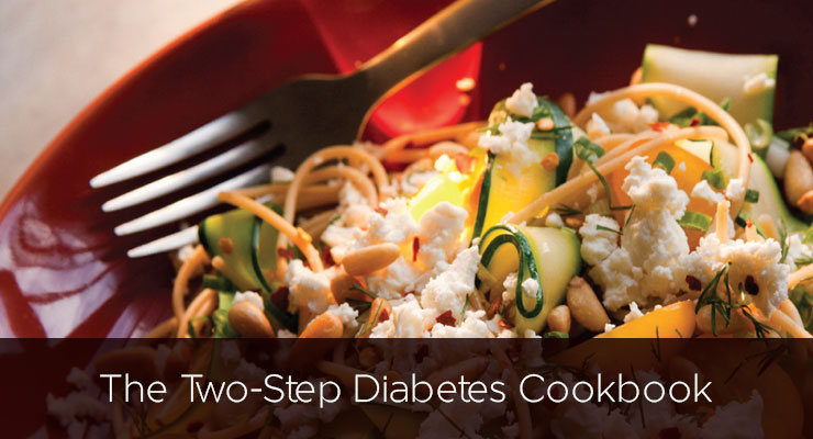 Two Step Recipes - American Diabetes Association Recommended Cookbook