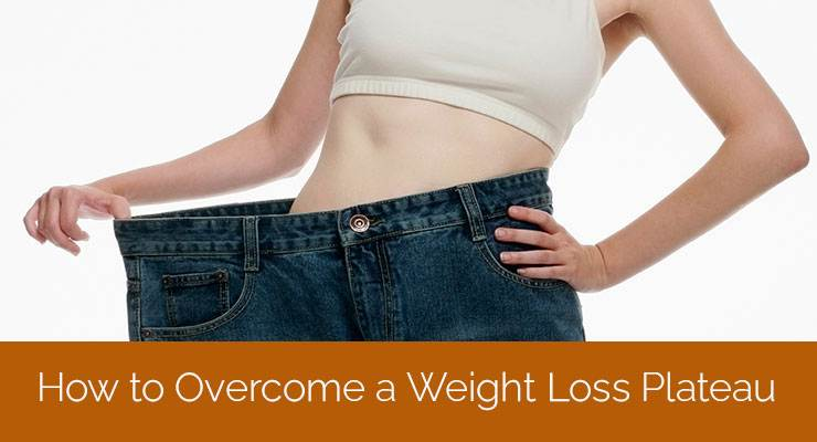 Overing Coming a Weight Loss Plateau